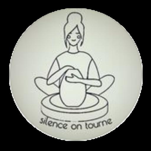 silence on tourne logo